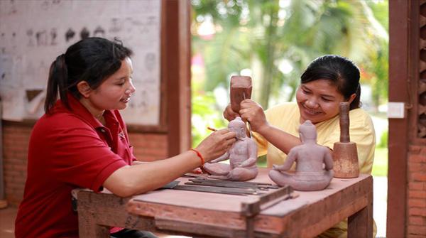 Artisans Angkor Art Center