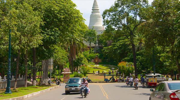 Wat Phnom Historical and Cultural Tourism Site
