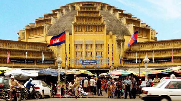 Phnom Penh Central Market (New Market)