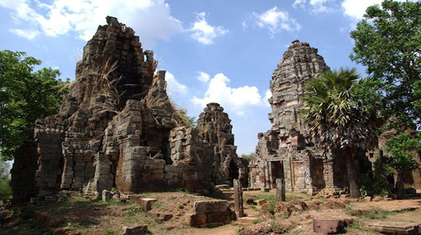 Phnom Banan (Banan Mountain)