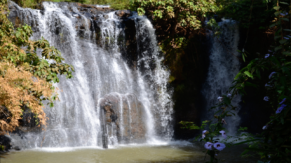 Ka Chanh Waterfall